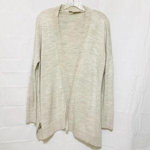 Loft Open Front Cardigan Sweater